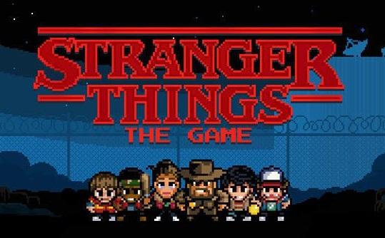 Stranger Things débarque sur Smartphone