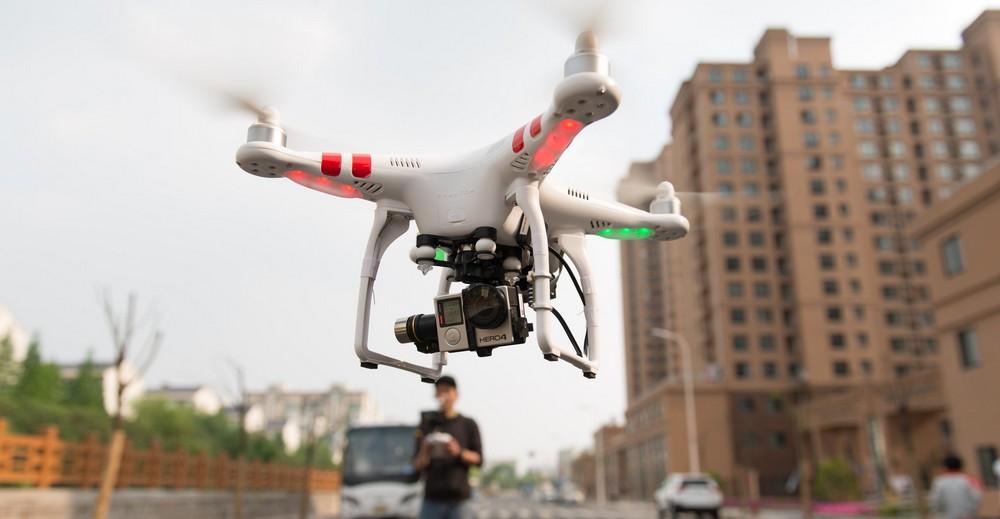 Matrice 200 et MR25XP Combo, deux drones très professionnels